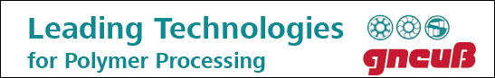 Gnuess: Leading technology for polymer processing