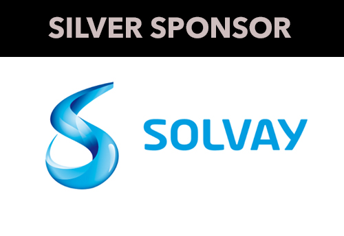 Silver Sponsor: Solvay